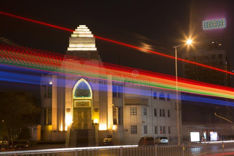 Sinagoga ebrea (Tientsin) fotografia stock libera da diritti