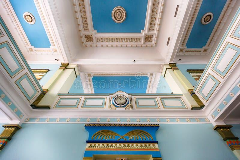 Sinagoga en Riga foto de archivo libre de regalías