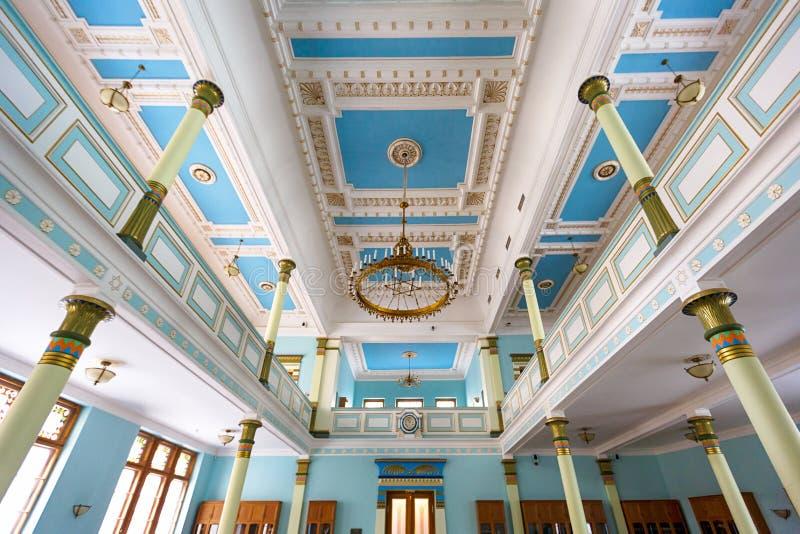Sinagoga en Riga fotografía de archivo libre de regalías
