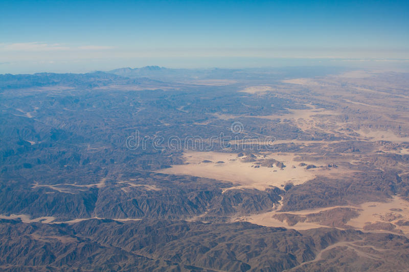 Download Sinai Desert, Mountains And Skies Royalty Free Stock Photography - Image: 23154647