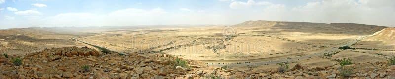 Sinai schiereiland in Egypte stock foto