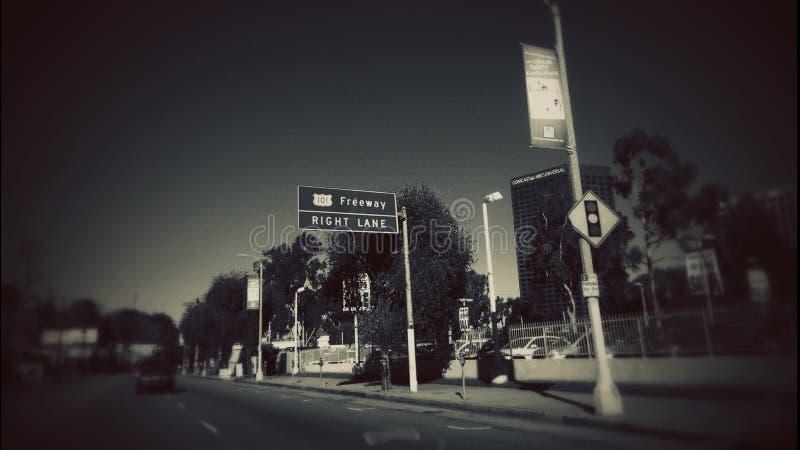 Sinal da estrada imagens de stock royalty free