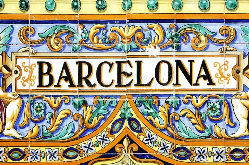 Sinal de Barcelona