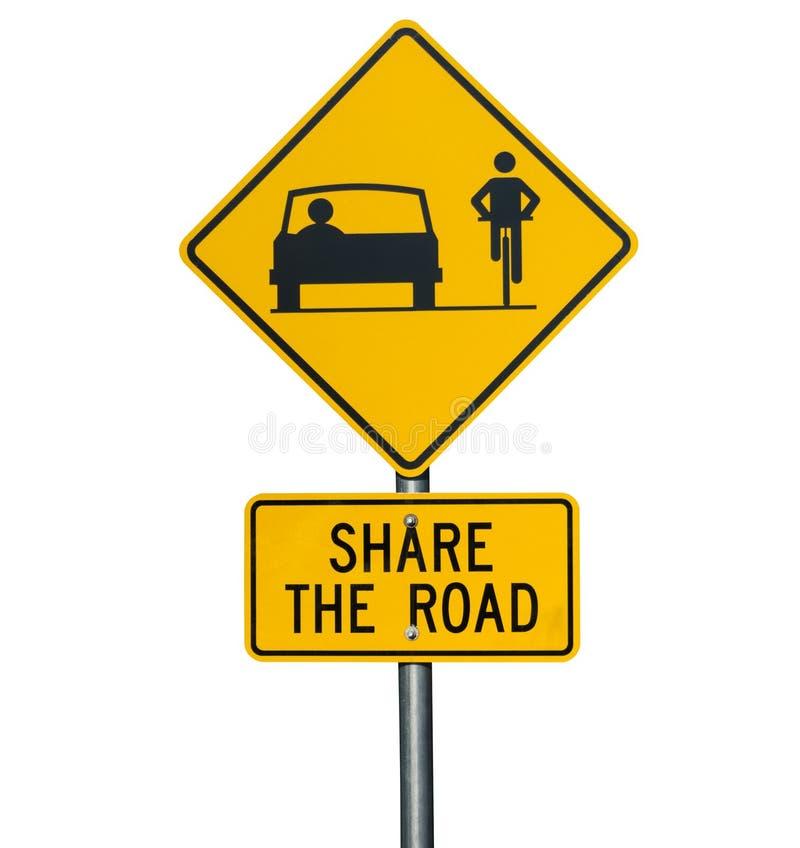 Sinal de estrada imagem de stock royalty free