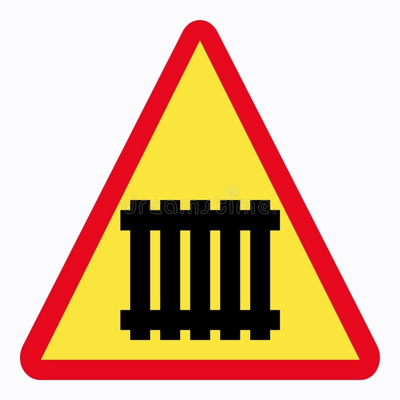 Download Sinal de tráfego ilustração stock. Ilustração de sinais - 64821