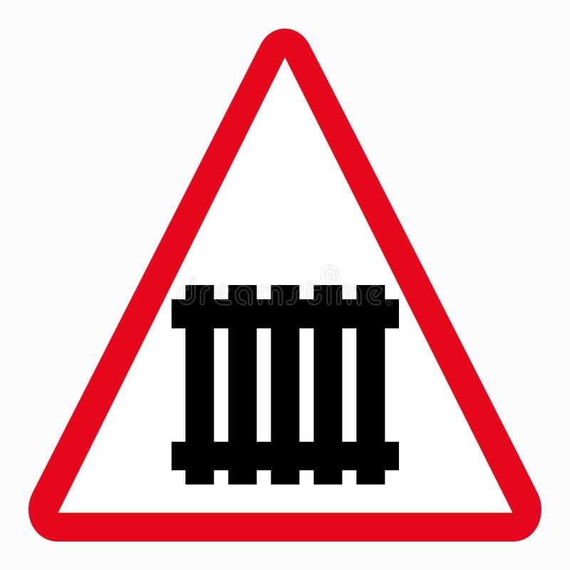 Sinal de tráfego ilustração stock