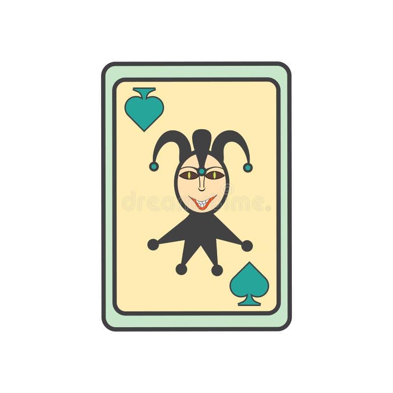 Sinal e símbolo do vetor do ícone do jogador isolados no fundo branco, conceito do logotipo do jogador ilustração do vetor