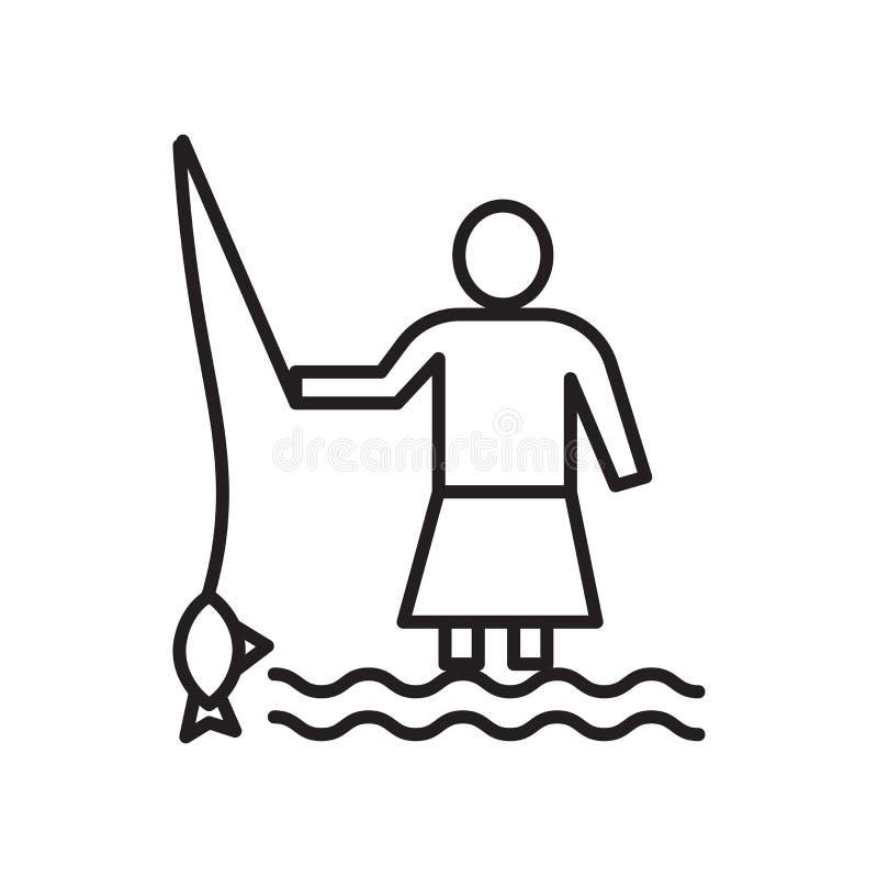 Sinal e símbolo do vetor do ícone do jogo isolados no fundo branco, conceito do logotipo do jogo ilustração do vetor