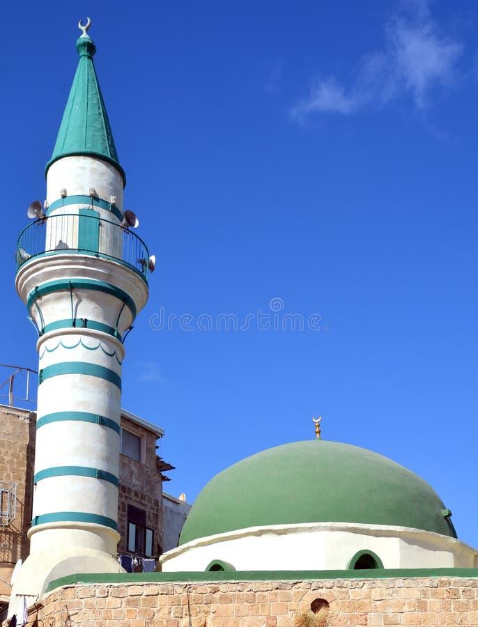Sinan Basha Mosque royalty free stock photo