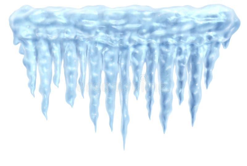 Sincelos e gelo
