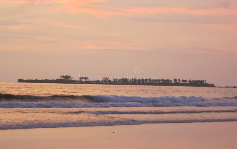 Sindhudurg Fort royalty free stock photos