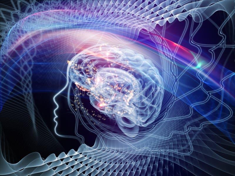 Download Sinergia de la mente stock de ilustración. Ilustración de epistemología - 42427753