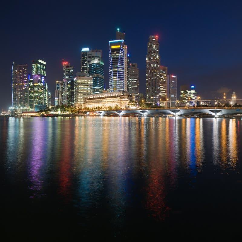 singapore стоковое изображение