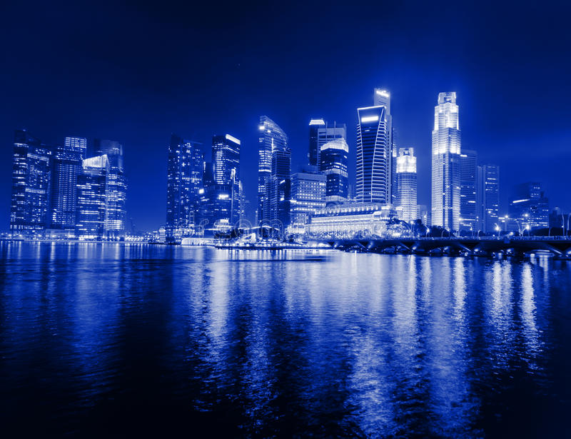 Download Singapore foto de stock. Imagem de metropolis, outdoors - 26515776