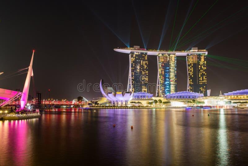 Singapore fotografie stock