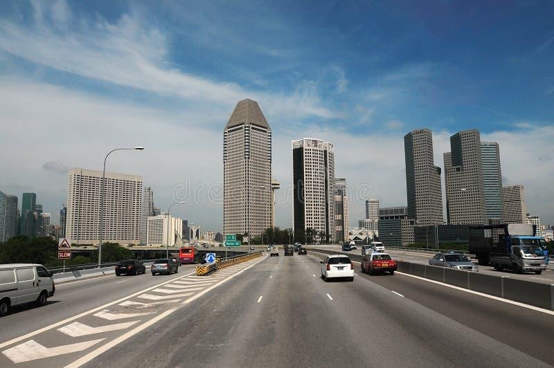 Singapore immagine stock libera da diritti