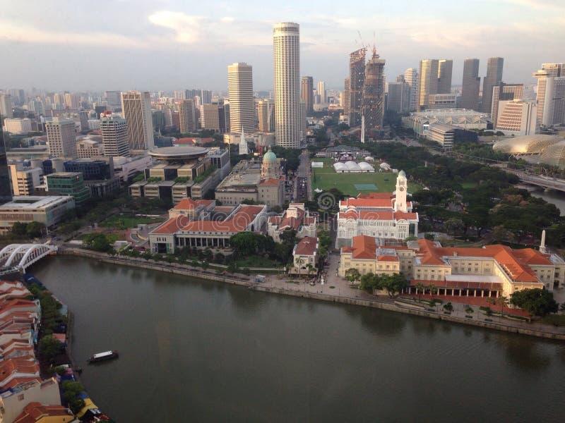 Singapore fotografia stock