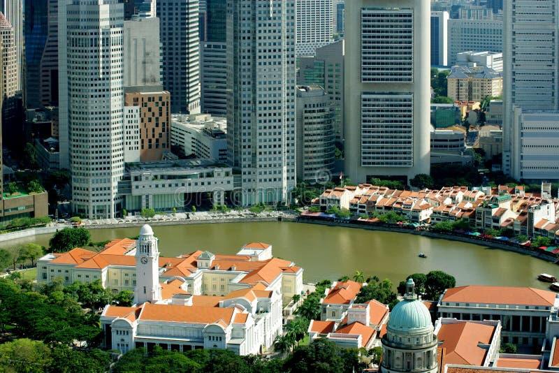 singapore стоковое фото