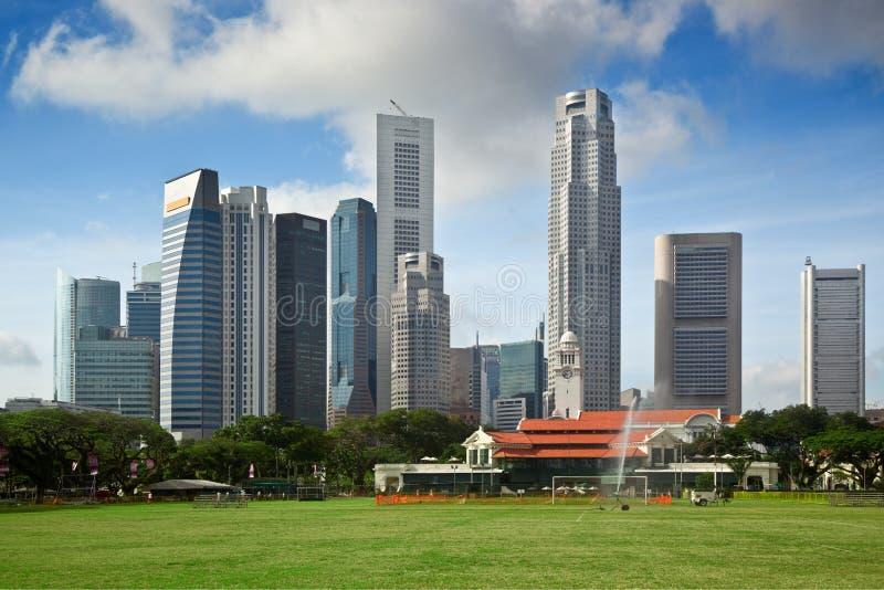 singapore zdjęcia royalty free