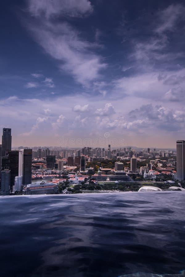 Singapore royaltyfria foton