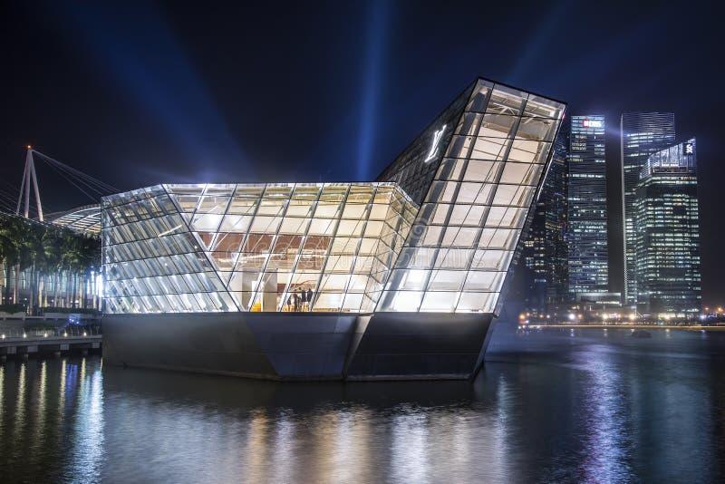 Singapore arkivfoton