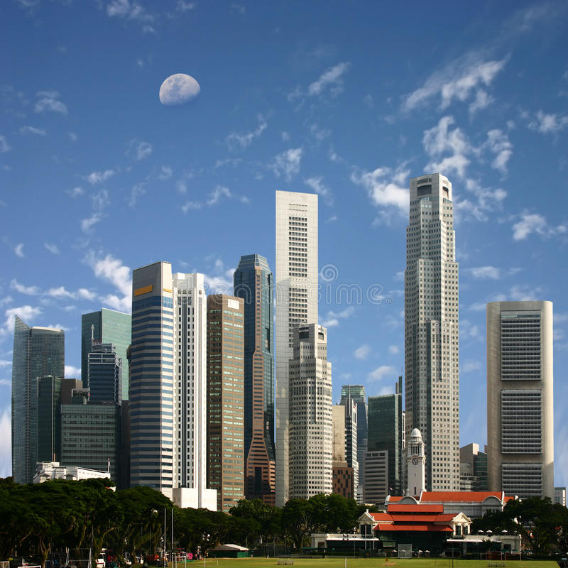 Singapore foto de stock
