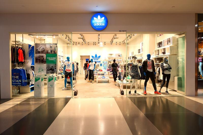 adidas store orchard