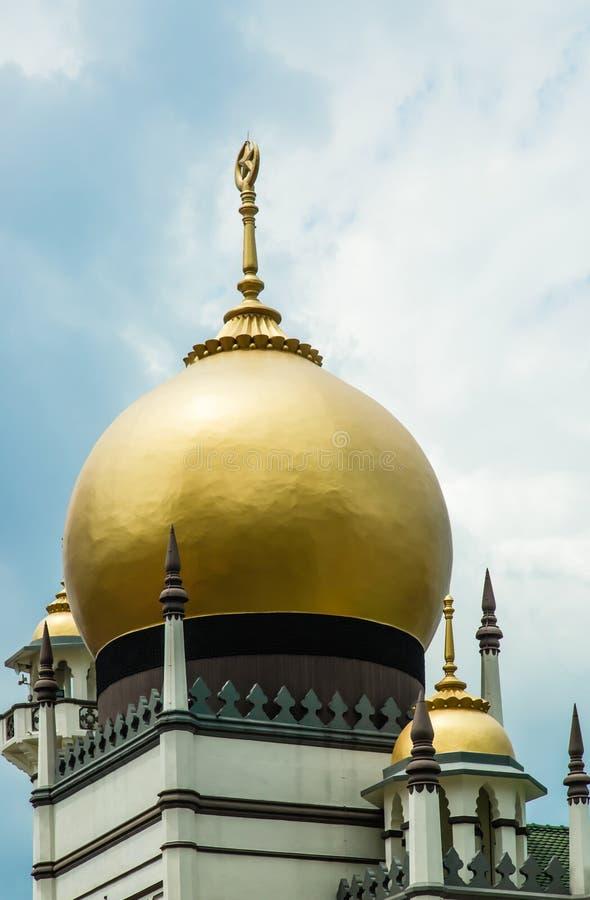 SINGAPORE:16 APR 2017 - Sultan Mosque in Singapore stock images