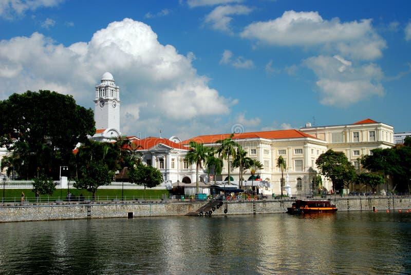 Download Singapore: Asian Civilisations Museum Stock Photo - Image: 8516822