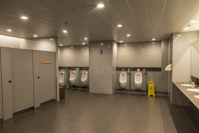 Singapore Changi International Airport royalty free stock image