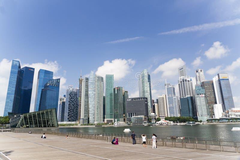 Download Singapore city editorial stock photo. Image of singapore - 26407763