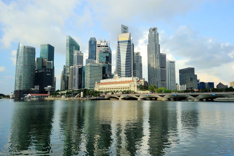 Singapore City Editorial Photo