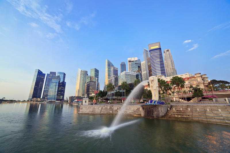 Download Singapore cityscape stock photo. Image of skyline, view - 35883274