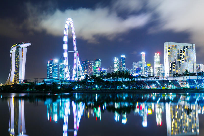 Download Singapore city stock photo. Image of architecture, city - 36355598