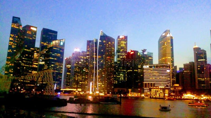 Singapore di fascino immagini stock libere da diritti