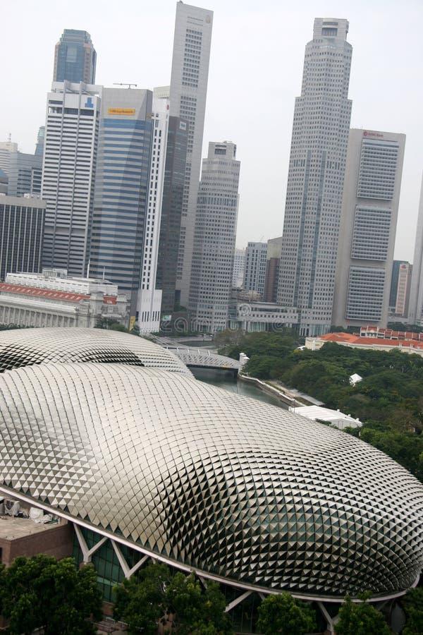 Free Singapore Esplanade Theater Royalty Free Stock Photos - 1893508