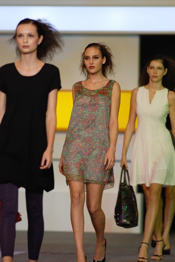 Download Singapore Fashion Festival 2008 Editorial Image - Image: 4744690