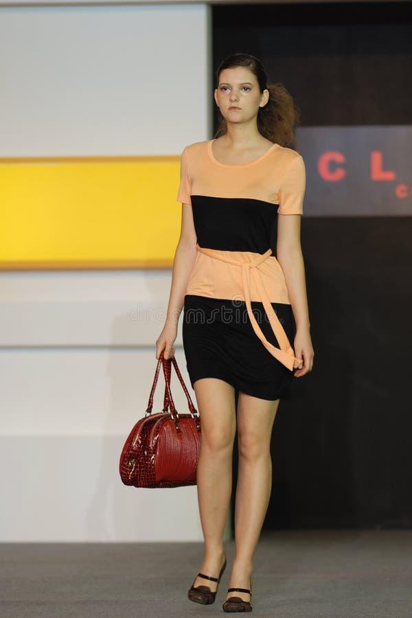 Singapore Fashion Festival 2008 Editorial Stock Photo