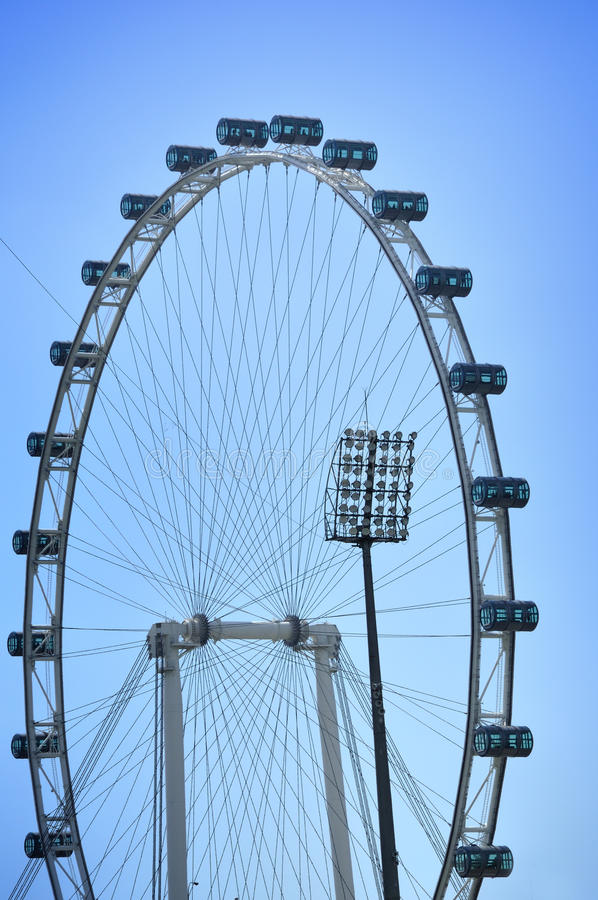 Download Singapore Flyer Stock Image - Image: 25425781