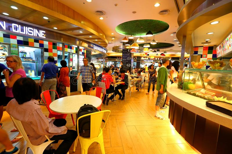 Changi City Point Food Court