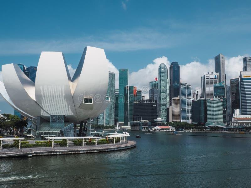SINGAPORE - JULY 10, 2019 stock images