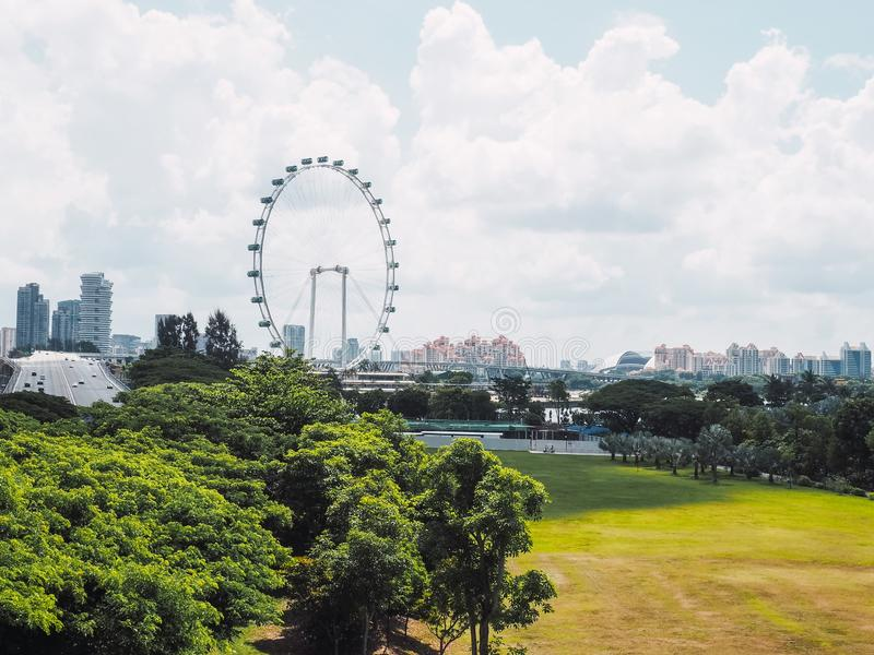 SINGAPORE - JULY 10, 2019 stock photos