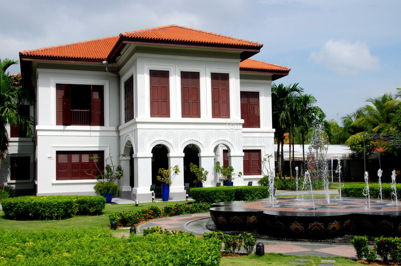 Download Singapore: Malay Heritage Centre Stock Photo - Image of built, opulent: 8406654