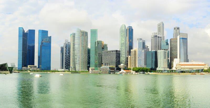 Download Singapore panorama stock photo. Image of finance, asia - 30932802