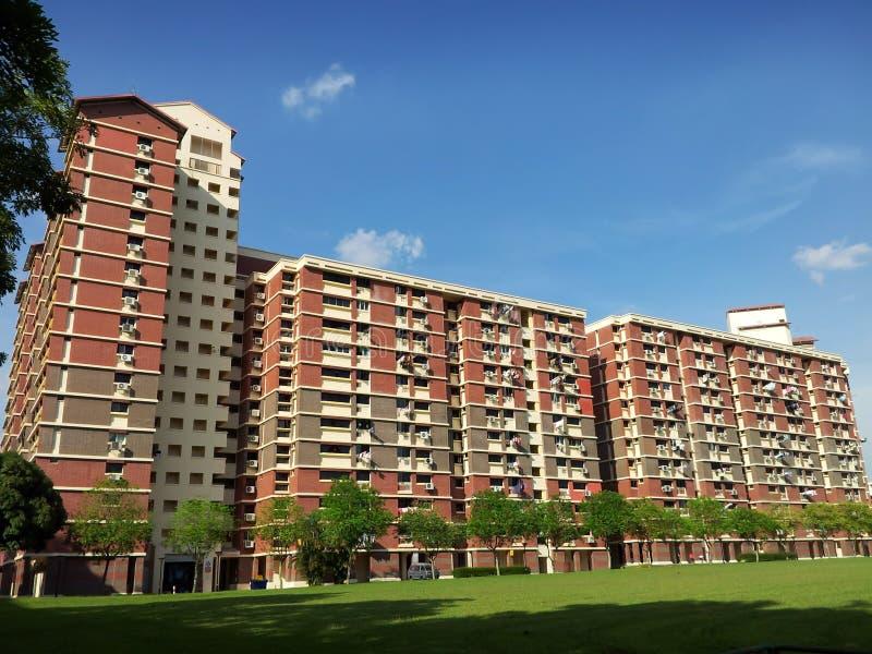 Download Singapore Public Housing Estate Stock Photo - Image: 24491948