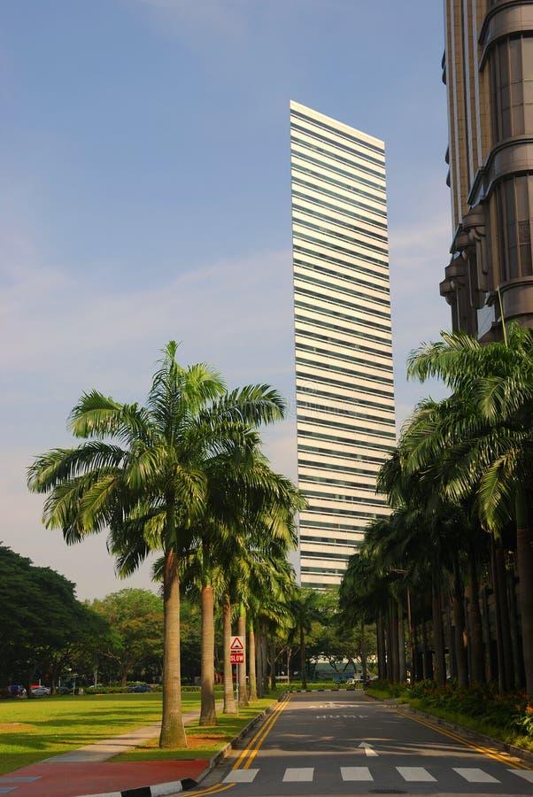 singapore słońca fotografia royalty free