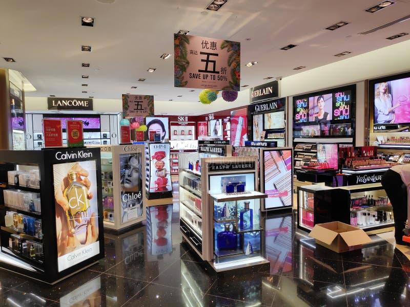 что купить в сингапуре из косметики