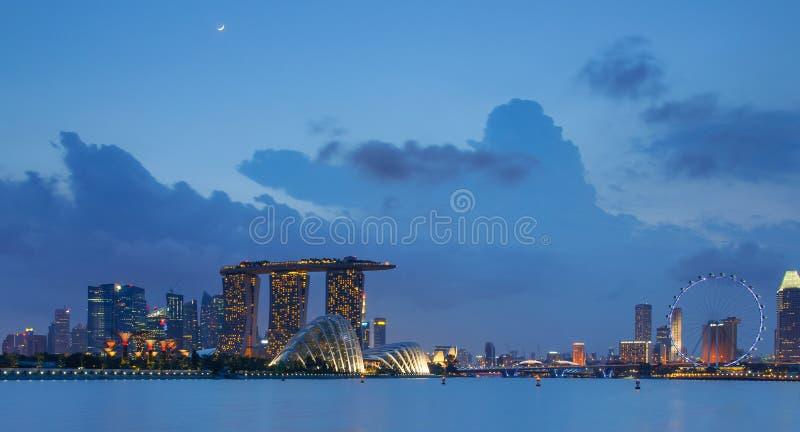 Download Singapore Skyline stock image. Image of financial, modern - 37706647