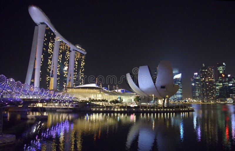 Download Singapore skyline stock photo. Image of water, singapore - 38448646