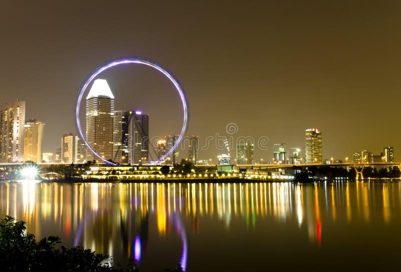 Download Singapore Skyline stock photo. Image of landmarks, river - 26518990